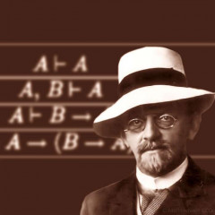 Hilbert axiomatique